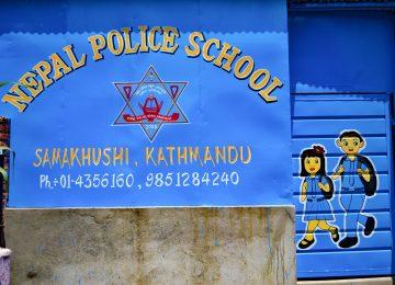 Welcome to Nepal Police School, Samakhusi